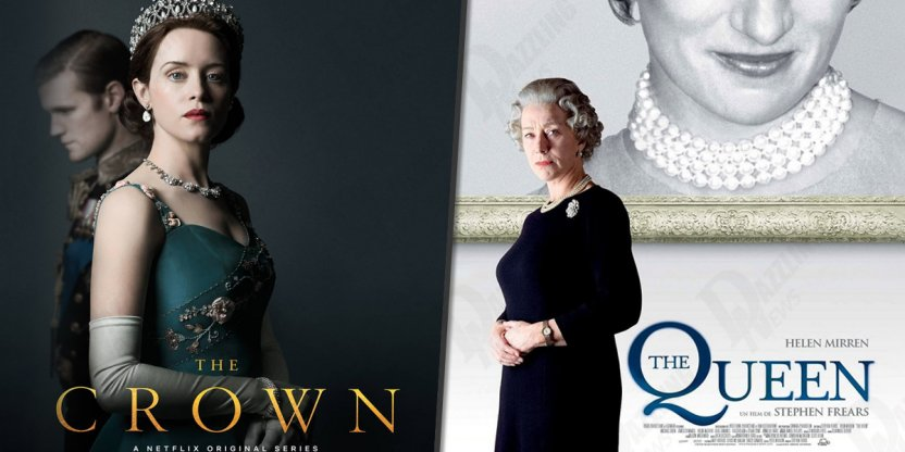 Most popular royal family movies and TV series