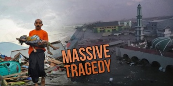 More mass burials are carried out as the number of victims of the Indonesian tsunami increases