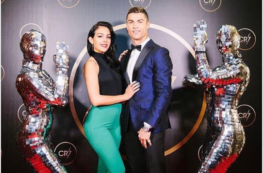 Georgina speaks on social media after accusations against Cristiano Ronaldo 2