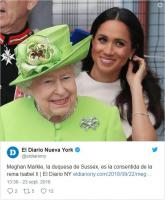 Meghan Markle again challenges the patience of Queen Elizabeth with breaking the royal protocol 5