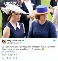 Meghan Markle again challenges the patience of Queen Elizabeth with breaking the royal protocol 15