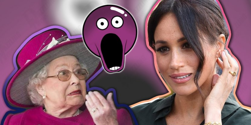 Meghan Markle again challenges the patience of Queen Elizabeth with breaking the royal protocol