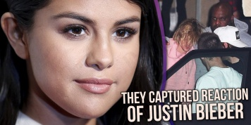 What did Justin Bieber do when he learned that Selena Gomez has been admitted to a psychiatric center because of an emotional crisis?