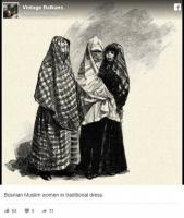 How do Arab women live in the harems? 7