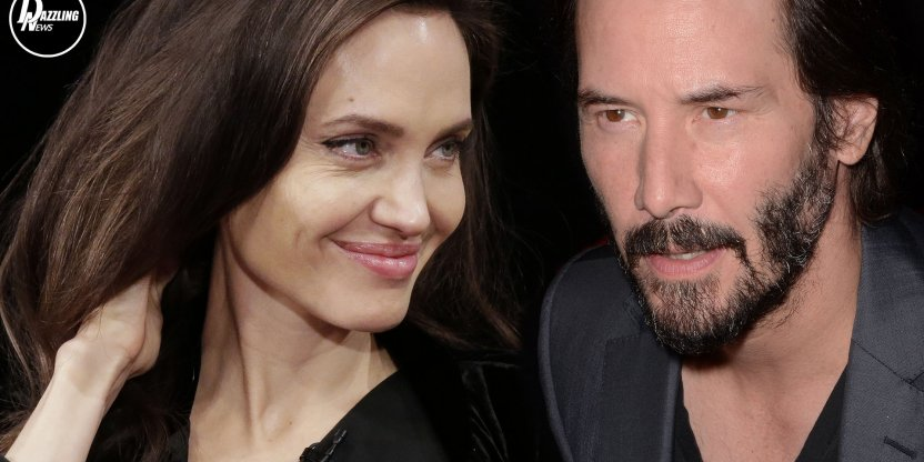 Why is Keanu Reeves a perfect match for Angelina Jolie?