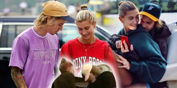 If Hailey is the right one for Justin, why is he CRYING ALL THE TIME!?