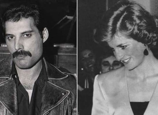 Freddie Mercury and Lady Di: All about their intimate friendship 1