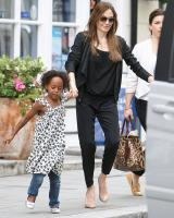 Is Zahara Jolie-Pitt Making Her Mom Proud?! 5