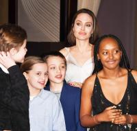Is Zahara Jolie-Pitt Making Her Mom Proud?! 6