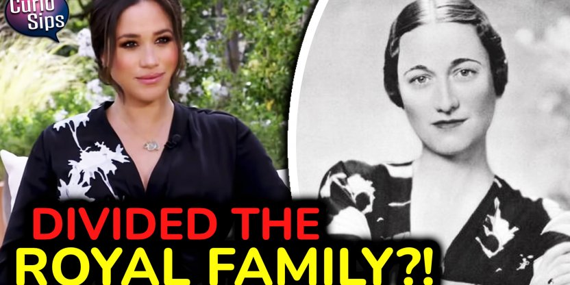Wallis Simpson - Caused A Bigger Scandal Than Meghan Markle?!