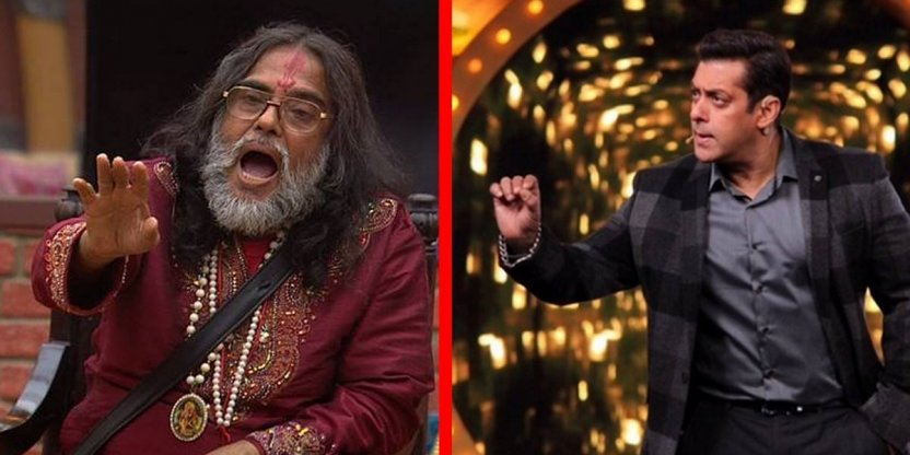 After being evicted from the Bigg Boss house, it's confirmed Swami Om is coming back