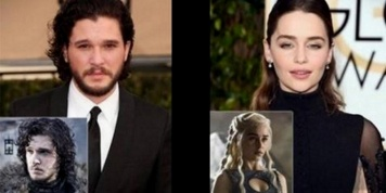 "Discover the real side of the actors of ""Game of Thrones"""