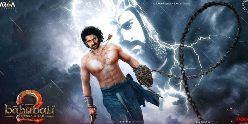 100 days more for Baahubali 2 and the fans are already losing it!