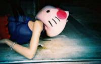 "The true and terrifying story about the origins of ""Hello Kitty"" doll 7"