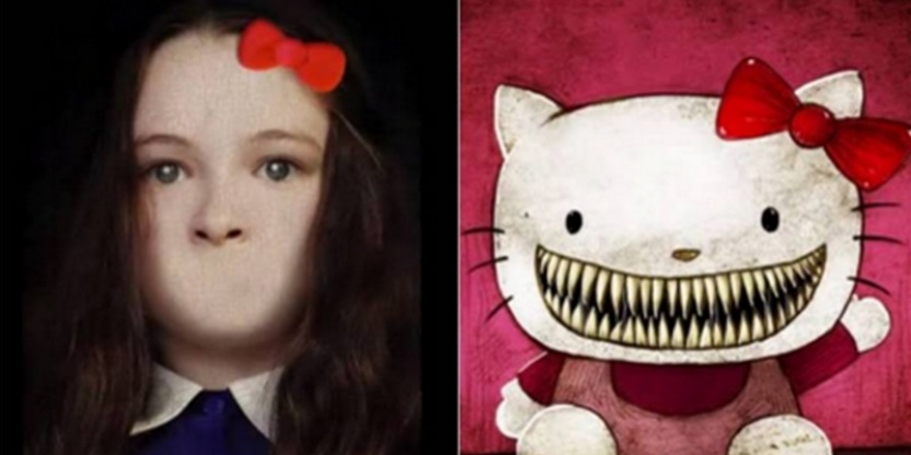 "The true and terrifying story about the origins of ""Hello Kitty"" doll"