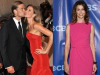 4.Tom Brady & Bridget Moynahan vs Gisele Bundchen