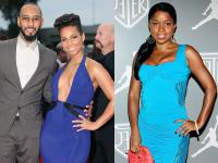 10. Swizz Beatz & Mashonda vs Alicia Keys