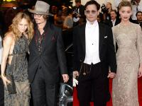 8. Johnny Depp & Vanessa Paradis vs Amber Heard