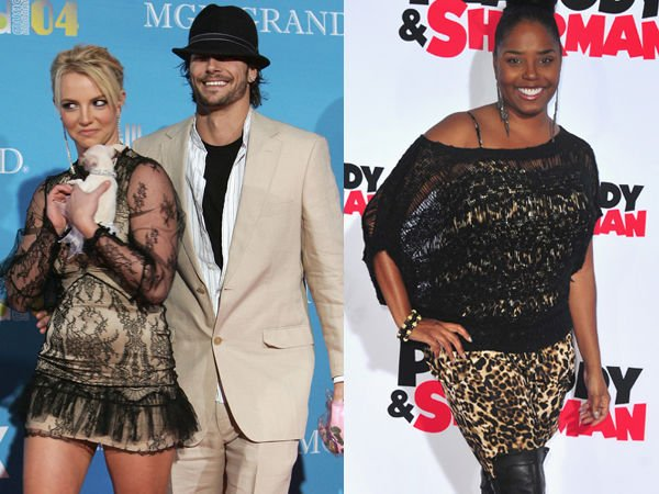 2. Kevin Federline & Shar Jackson vs Britney Spears
