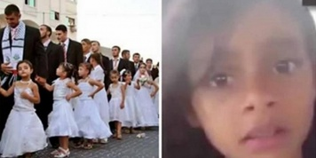 Look what happened to this 10-year-old GIRL that RAN AWAY from her WEDDING!