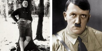 10 photos of Adolf Hitler that he wanted DESTROYED now came to light and you can't even IMAGINE what's on them