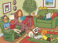The reading family 1