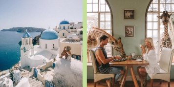 The WORLD's most SUCCESSFUL travel bloggers!